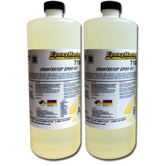 Countertop Epoxy - 2-Quart Unit