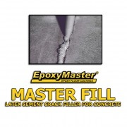 MASTER FILL - Latex Cement Crack Filler For Concrete