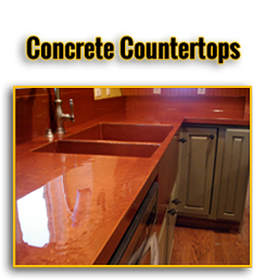 Concrete Countertops Button