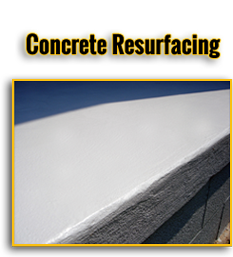 Concrete Resurfacing Button