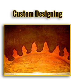 Custom Designing Button