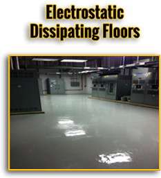 Electrostatic Dissipating Floors Button