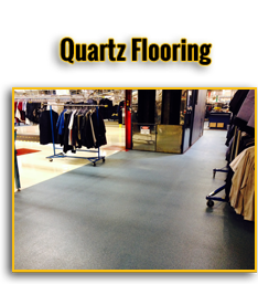 Quartz Flooring Button