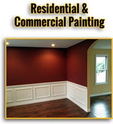 Residential  Commercial Painting