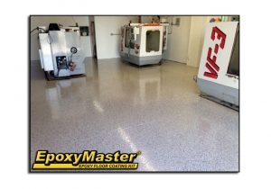 Our New Shop Floor with EpoxyMaster
