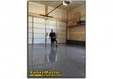 Curtis Warrick's Garage Floor Project